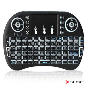 Teclado Bluetooth | Ergonomico | QWERTY