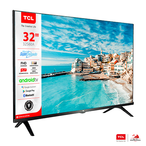 TCL Android Smart Tv | 32"