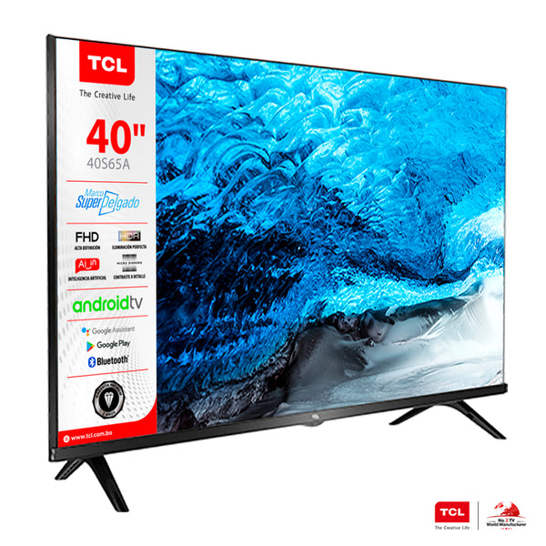 TCL Android Smart Tv | 40"