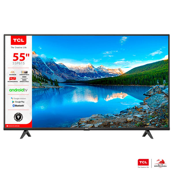 TCL Android Smart Tv | 55"