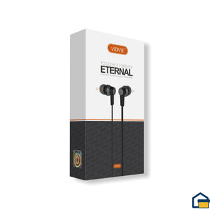 Vidvie audifonos Eternal hs631 (Negro)