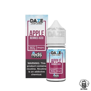 Reds Apple | E-Liquid | 60 ml | 3 mg | Iced - Berries