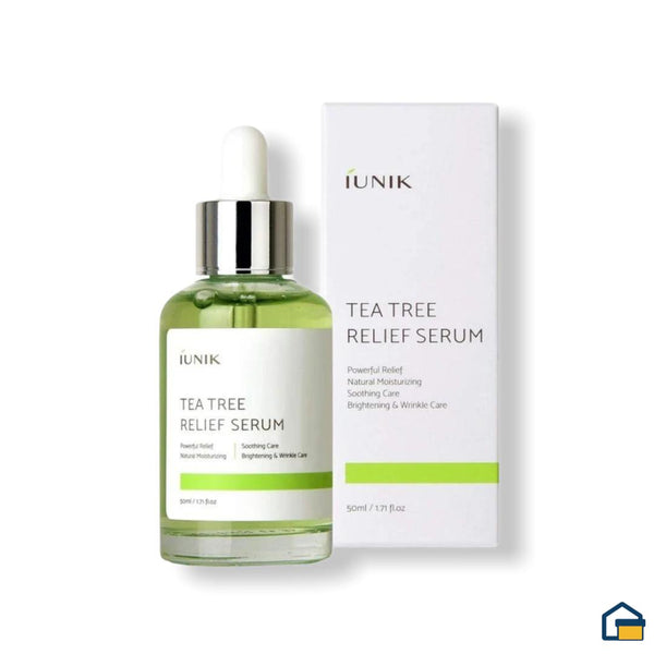 Íunik Tea Tree Relief Serum - 50 ml