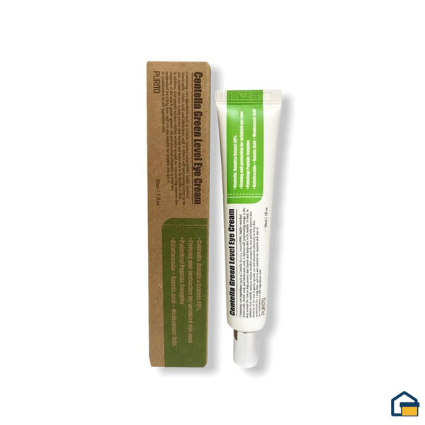 Purito Centella Green Level Eye Cream - 30 ml