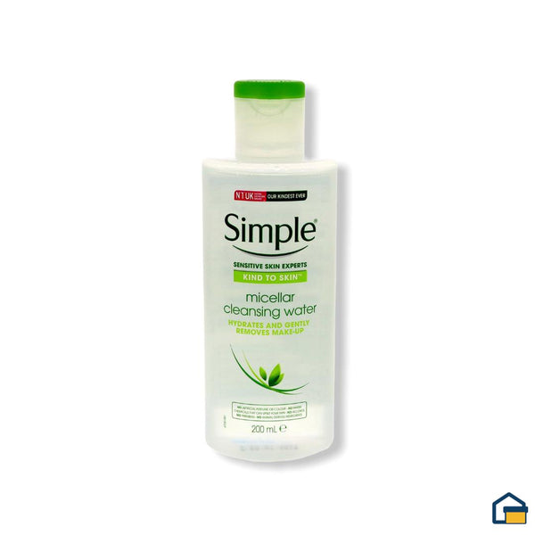 Simple Agua Micellar - 200 ml