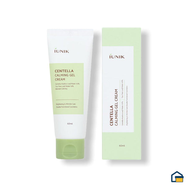 Íunik Centella Calming Gel Cream - 60 ml