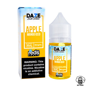 Reds Apple | E-Liquid | 60 ml | 3 mg | Iced - Mango