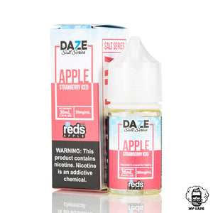 Reds Apple | E-Liquid | 60 ml | 3 mg | Iced - Strawberry