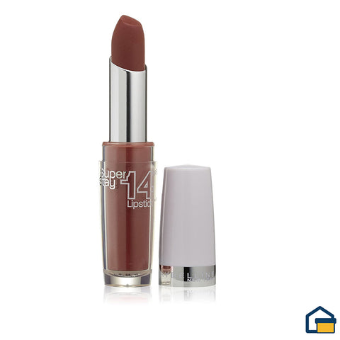 Maybelline Super Stay labial (Wine And Forever)