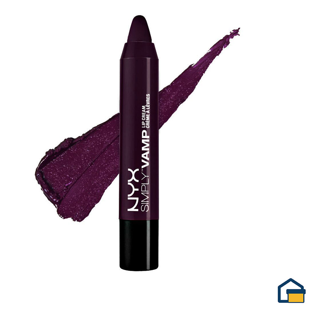 NYX Simply Vamp Labial (She Devil)