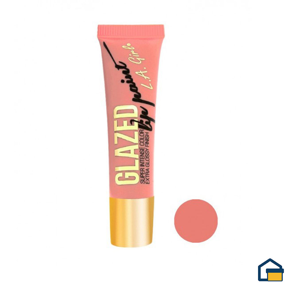 L. A. Girl Lip Paint Labial (Flirt)