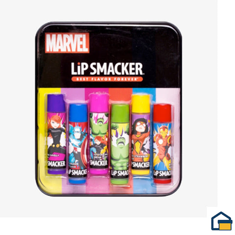 Marvel Lip Smacker Barra Humectante (Caja)