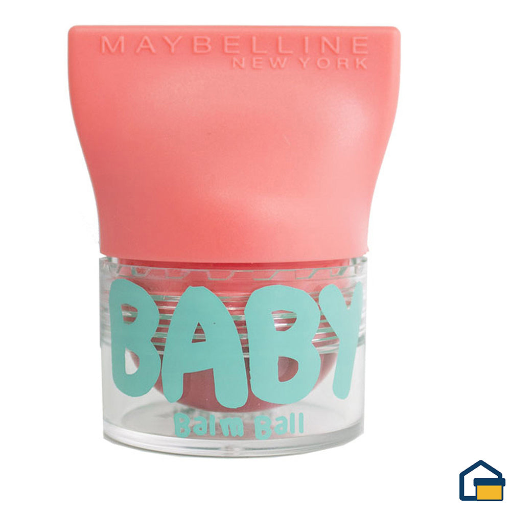 Maybelline Baby Lips Balm Ball (Pretty In Peach)