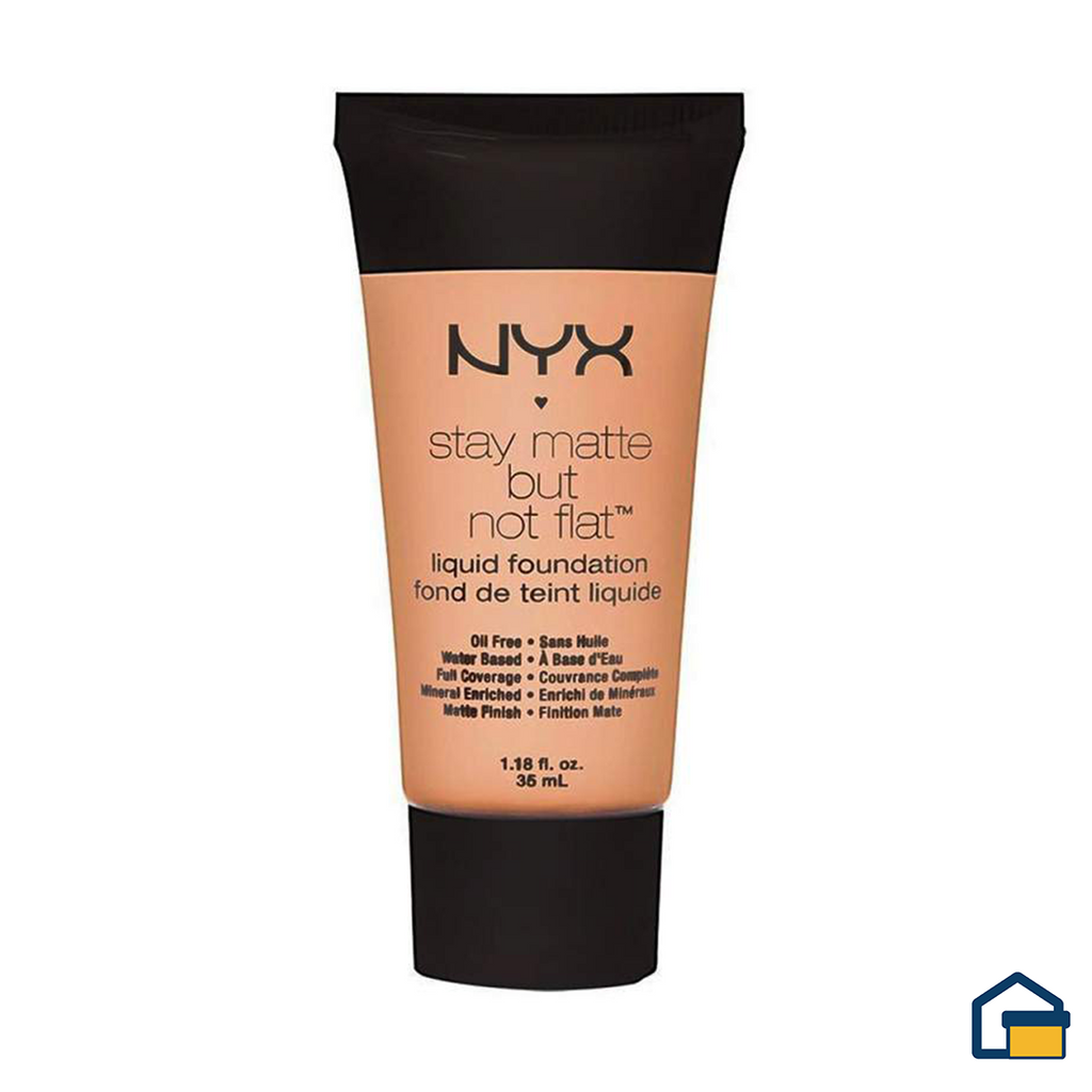 NYX Stay Matte But Not Flat Base Lí­quida (Tan)
