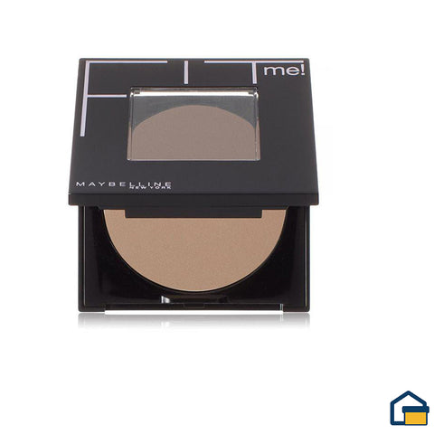 Maybelline Fit Me Polvo (Natural Bluff)