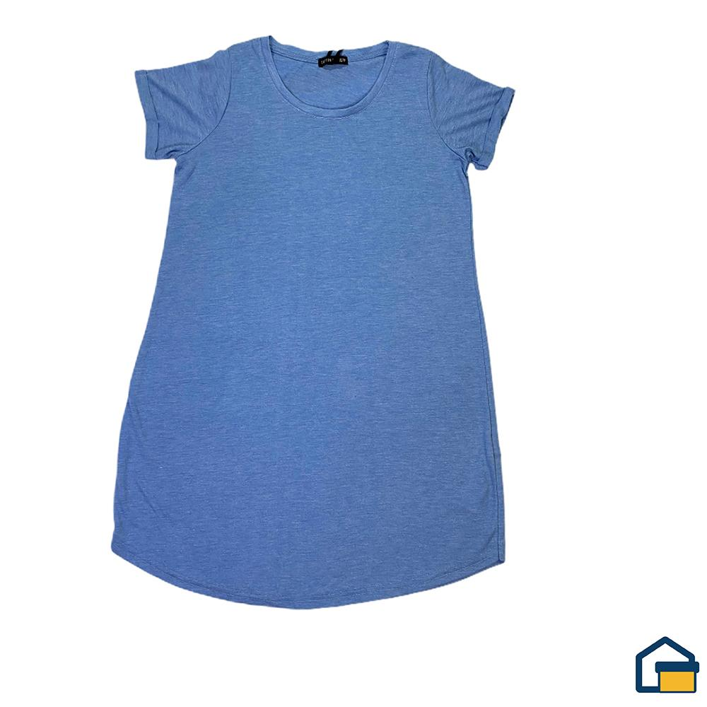 Cotton ON Vesitdo Casual (Celeste - XS) - Compra por internet en desdecasa.bo