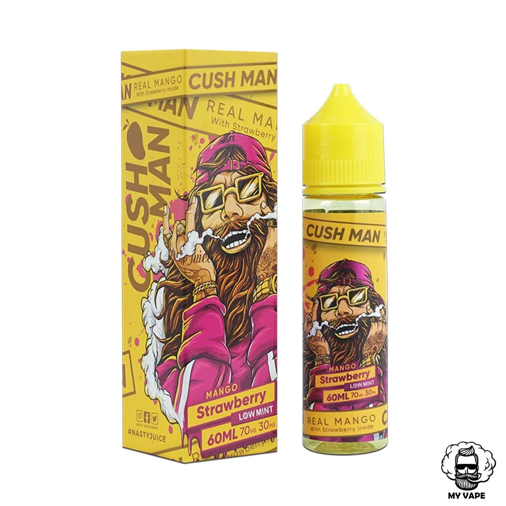 Nasty | Escencia | 60 ml | 0 mg - Strawberry