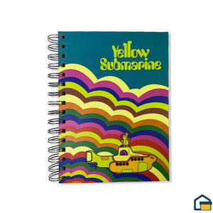 Comunicare Bullet Journal - Yellow Submarine - Compra por internet en desdecasa.bo