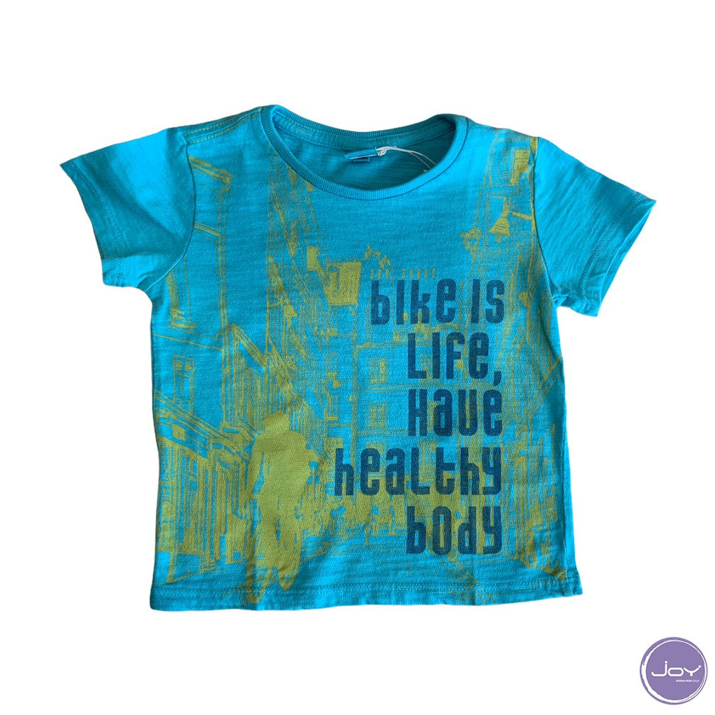 Bike Is Life Azul - Talla 3