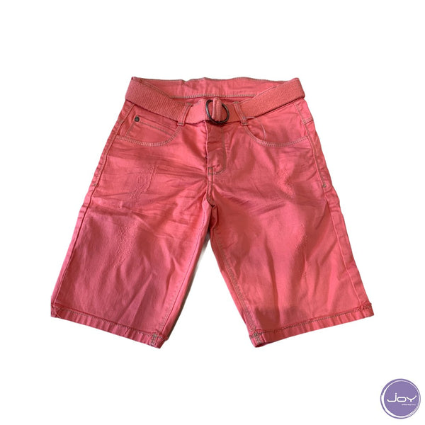 Short Color Rosa - Talla 10