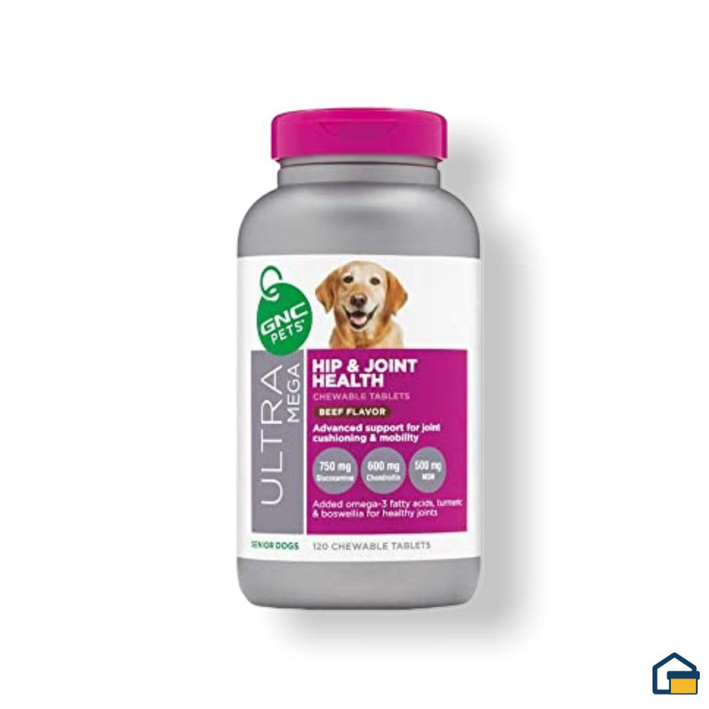 GNC Pet Hip & Joint Health - 120 tabletas