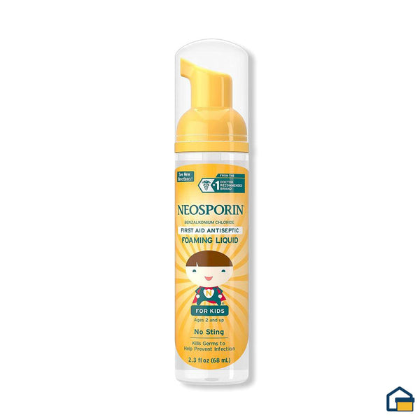 Neosporin Spray Antiséptico para Niños - 68 ml