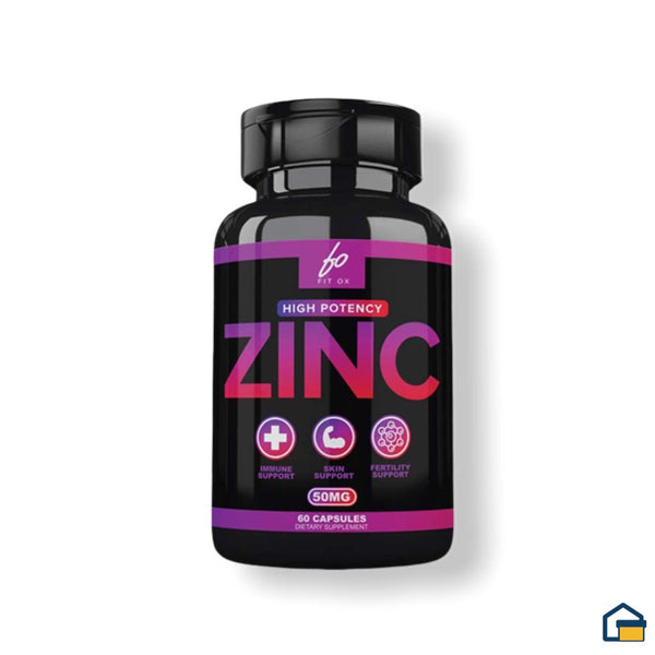 Fit Ox Zinc 50mg - 60 tabletas