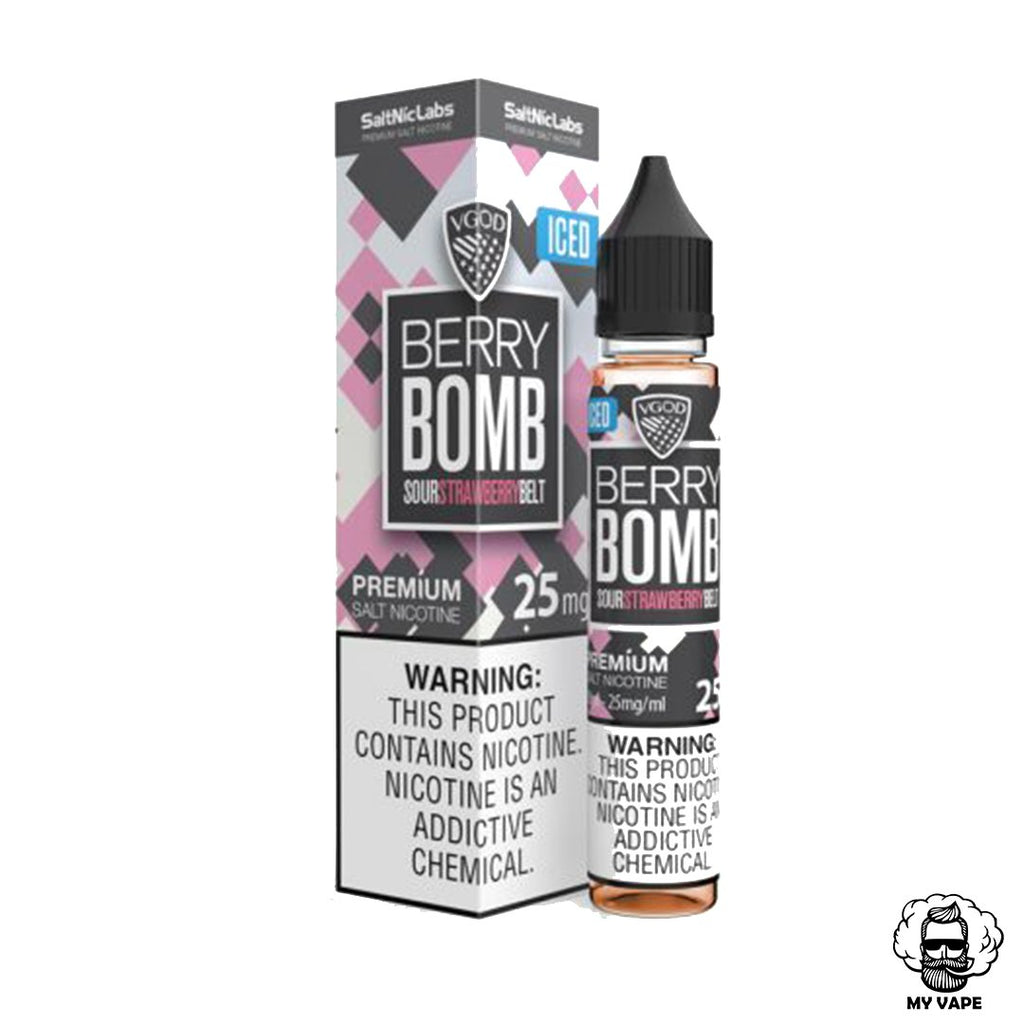 VGOD | Escencia | 60 ml | 0 mg | Iced - Berry Bomb