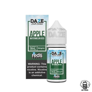 Reds Apple | E-Liquid | 60 ml | 3 mg | Iced - Watermelon
