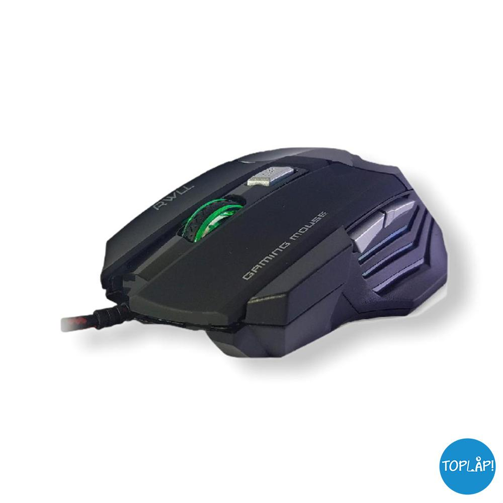 Rowell Mouse con Cable Gamer - MGX-003