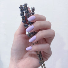 Load image into Gallery viewer, lilac diy manicure