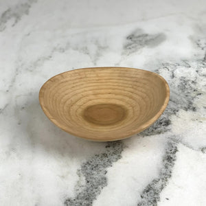 "Live Edge Cherry 7"" Set of 4"