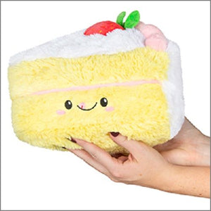 "Squishable, Mini Slice of Cake (7"")"