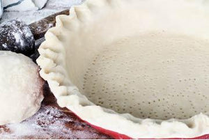 Flakiest Vodka Pie Crust