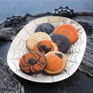 NordicWare Cookie Stamps (Set of 3): Halloween - Zest Billings, LLC