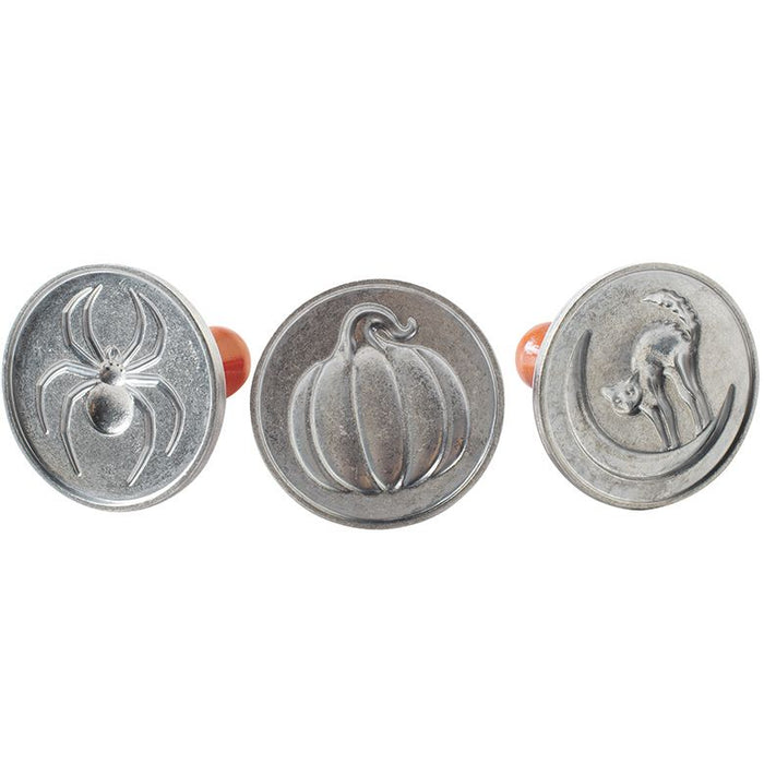 NordicWare Cookie Stamps (Set of 3): Halloween