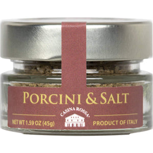 Small Porcini and Salt - Zest Billings, LLC
