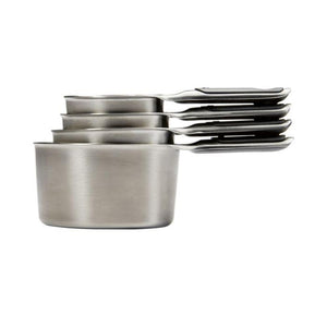 OXO Stainless Steel Magnetic Measuring Cups - Zest Billings, LLC