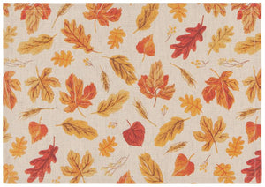 NOW Designs Placemat: Autumn Harvest - Zest Billings, LLC