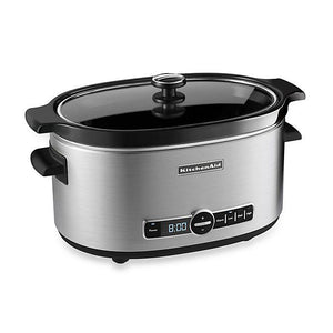 KitchenAid Slow Cooker: 6 QT - Zest Billings, LLC