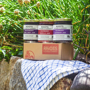 Roots Kitchen & Cannery, Jam Gift Box
