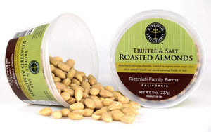 Truffle And Salt Roasted Almonds - Zest Billings, LLC