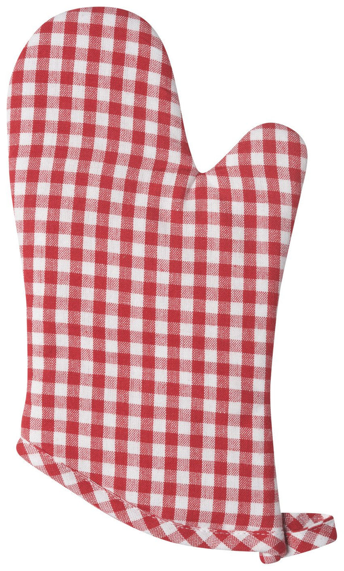 NOW Designs Oven Mitt: Gingham