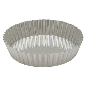 "Gobel Round Tart Pan:  9.75"", Deep - Zest Billings, LLC"