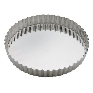 "Gobel Round Tart Pan:  8"" - Zest Billings, LLC"