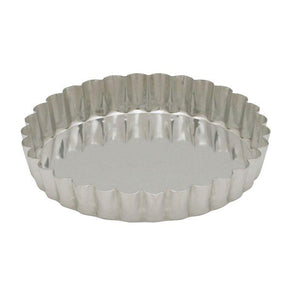 "Gobel Round Tart Pan:  4.75"" - Zest Billings, LLC"