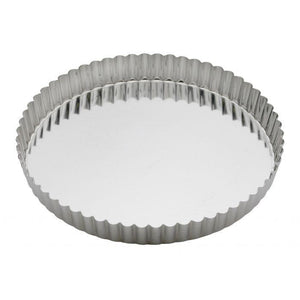 "Gobel Round Tart Pan:  9"" - Zest Billings, LLC"