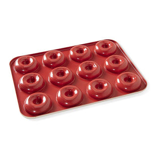 NordicWare Donut Pan: Mini - Zest Billings, LLC