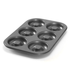 NordicWare Donut Pan: Steel - Zest Billings, LLC