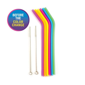 NorPro Color Changing Straws